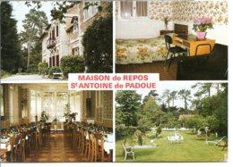 33120 ARCACHON - LE MOULLEAU - Maison De Repos Saint-Antoine De Padoue - Arcachon