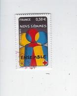 Au Profit De La Croix-Rouge Solidarité 4822 Oblitéré 2013 - Oblitérés