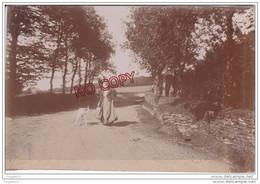 Au Plus Rapide Laprade Aude Château Fontbruno Font-Bruno Je Rentre Au Château Animée 1896 - Photographs