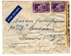 31950 - Par Avion Pour La France - Réunion (1852-1975)
