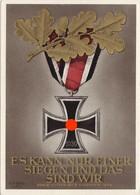 Es Kann Nur Einer Siegen Und Das Sind Wir V. Gottfried Klein M. SSt Waffenstillstandskommission - Cartas