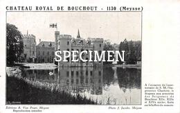 Chateau Royal De Bouchout - Meise - Meise