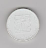 Philatelia 1991 Internationale Briefmarkenmesse Köln (D) - Souvenirmunten (elongated Coins)