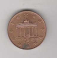 Europa Woche 1997 1,5 Euro LBB Berlin (D) - Souvenirmunten (elongated Coins)