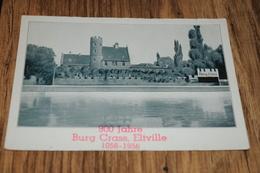 12810-           BURG CRASS, ELTVILLE / PHOTO - Eltville