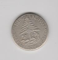 Frohnauer Berg Und Hammerfest 1976 540 Jahre Frohnauerhammer (D) - Souvenirmunten (elongated Coins)