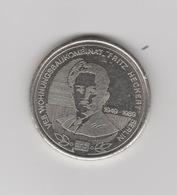"""VEB Wohnungsbaukombinat """"fritz Heckert"""" Berlin (D) 1949-1989 Leninplatz - Souvenirmunten (elongated Coins)"""
