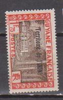 ININI   N°  YVERT  :  22  NEUF AVEC  CHARNIERES      ( Ch  3 / 07 ) - Inini (1932-1947)