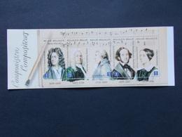BELGIQUE -  CARNETS  N° 102    Année 2009  Valeur Permanente   Neuf XX  ( Voir Photo - Postzegelboekjes 1953-....