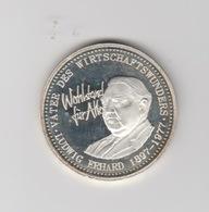 Ludwig Erhard 1897-1977 Vater Der Wirtschaftswunders Deutschland 1995 (D) - Souvenirmunten (elongated Coins)