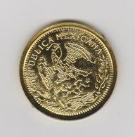 Speelpenning-jeton-token Republica Mexicana - Andere