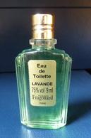 Miniature De Parfum  - Lavande De Fragonard - Réf, A 07  ( Plein ) - Vintage Miniatures (until 1960)