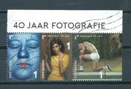2019 Netherlands Erwin Olaf 40 Jaar Fotografie,photography Used/gebruikt/oblitere - Gebraucht