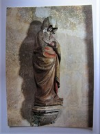 FRANCE - CÔTE D'OR - FLAVIGNY-SUR-OZERAIN - Eglise Saint-Genest  - Pleureuse - Otros Municipios