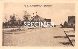 Middenlaan W.W.O.D. - Melsbroek - Steenokkerzeel