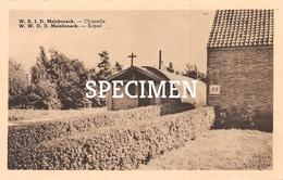 Kapel W.W.O.D. - Melsbroek - Steenokkerzeel