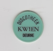 Consumptie-penning Discotheek Kwien Deurne (NL) - Nederland