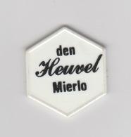 Consumptie-penning Zaal Den Heuvel Mierlo (NL) - Nederland