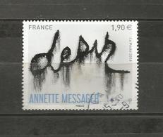 ANNETTE MESSAGER        (clasyveroug30) - Francia