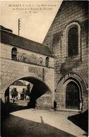 CPA Huismes - La Porte D'entree (478454) - Francia