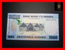 RWANDA 1.000 1000 Francs 1.5.2015  P. 39  UNC - Rwanda