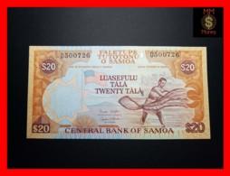 SAMOA 20 Tala 2005 P. 35 B  UNC - Samoa