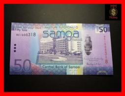 SAMOA 50 Tala 2012 P. 42  *COMMEMORATIVE*  UNC - Samoa
