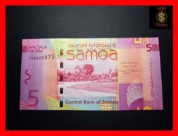 SAMOA 5 Tala 2008 P. 38 A  UNC - Samoa