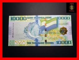 SIERRA LEONE 10.000 10000 Leones 27.4.2010 P. 33 A  UNC - Sierra Leone