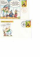 ASTERIX : Journée Du Timbre Maubeuge Et Béziers. 1999 - Comics