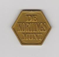 Penning De Kortingsmunt - Nederland