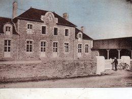 Gosné -   L'école  Libre  De  Filles. - Other Municipalities