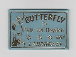 Penning Butterfly Pyls V/d Heyden V.o.f. Landgraaf (NL) Kermis - Nederland