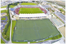 Niort (79 - France) Stade René Gaillard -  Ex. : Stade De La Venise Verte - Niort