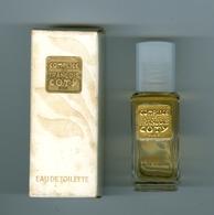 Miniature De Parfum  - Complice De François COTY, Avec Boite (plein) - Vintage Miniatures (until 1960)