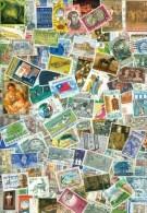 4 Kilo TEMBRES DU MONDE SANS PAPIER  FORMAT GRANDE * SELLOS Briefmarken * STAMPS WORLDWIDE COMMEMORATIVES OFF PAPER - Lots & Kiloware (min. 1000 Stück)