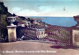 VILLA BELVEDERE CATTANIA ANNULLO SPECIALE  POST CARD  (MAGG20151) - Catania