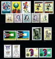 Italia 8 Series (1978-1979) Nuevo - 1946-.. République
