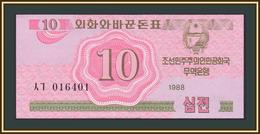 North Korea 10 Chon 1988 P-33 UNC - Korea, Noord