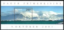 Iceland Island 2001. Mi Block 29 , Postfrisch**, MNH - Blocchi & Foglietti