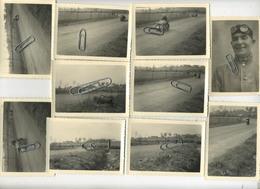 MOTO Cross :   10  Photos  (  9  X 6  Cm ) - Sport
