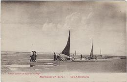 62 Merlimont  Les Aeroplages - Altri Comuni