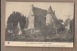 CPA 24 - LA BOETIE - Château La Boëtie , Près SARLAT - TB PLAN Edifice - Frankreich