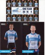 Cyclisme, Serie Israel  2020 - Cycling
