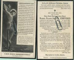 Karel Corthals :  Herenthout 1835- 1915  (zie Volledige Tekst ) Onder Pastoor Geel - Nederockerzeel - Pastoor Thielen - Imágenes Religiosas