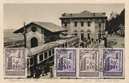 San Marino - 1933 , Convegno Filatelico - Saint-Marin