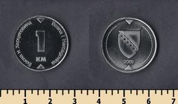 Bosnia And Herzegovina 1 Mark 2009 - Bosnië En Herzegovina