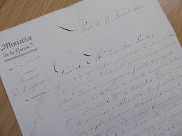 General EMPIRE. Mathias FRIRION (1813) Prisonnier Espagnol LERIDA - Spana - AUTOGRAPH - Autographs