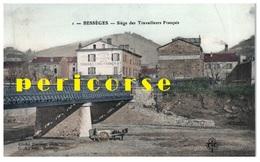 30  Bessèges   Caisse De Retraites Des Travailleurs Français - Bessèges