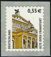 2304BA SWK 0,55 Selbstklebend Vierseitig Gestanzt ** Postfrisch - [7] République Fédérale